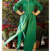 Thumb_leaf_green_kurta_cape_and_pants_-set_of_two_1
