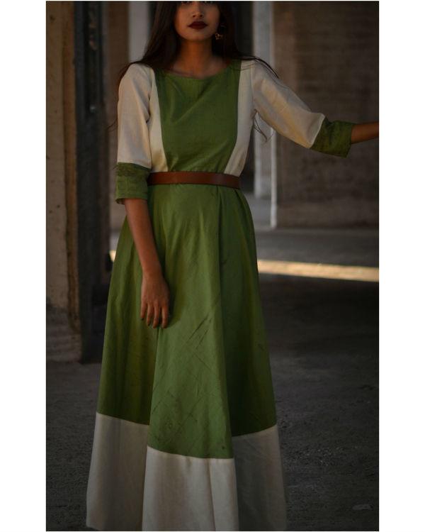 Green side dress