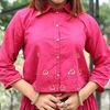 Thumb gulaabo cotton crop shirt online at bebaakstudio  3