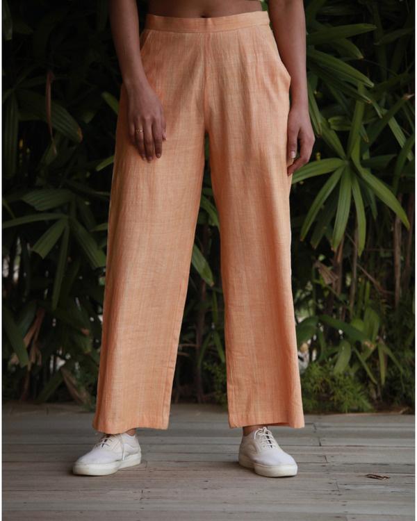 Butterscotch yellow pants