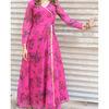 Thumb fuscia angarkha dress 2