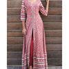 Thumb rose pink mughal set 2