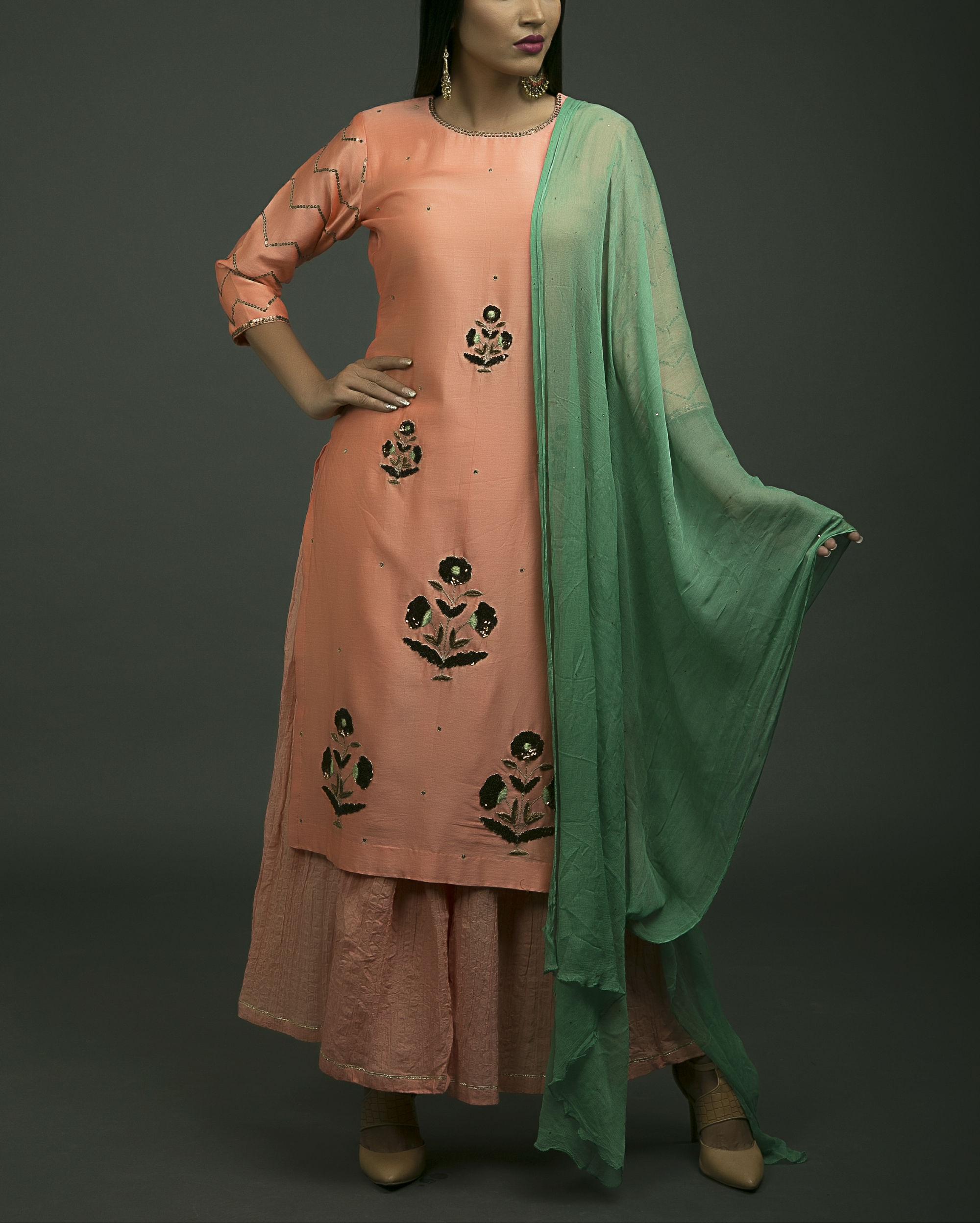 Shahi mughal phool set