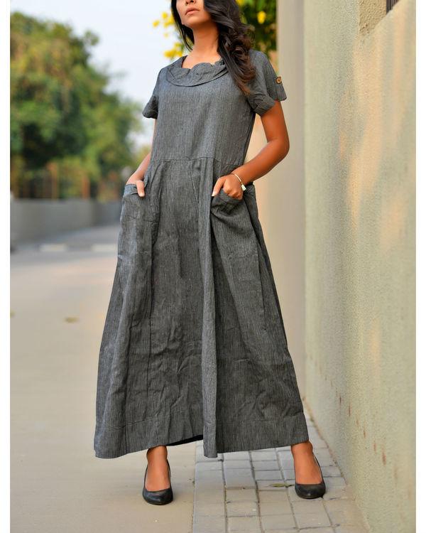 Pocket maxi dress