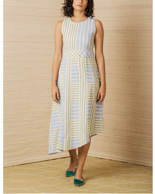 Hand-woven Pool Dress