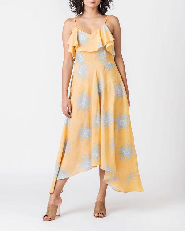 Anemone Ruffle Dress