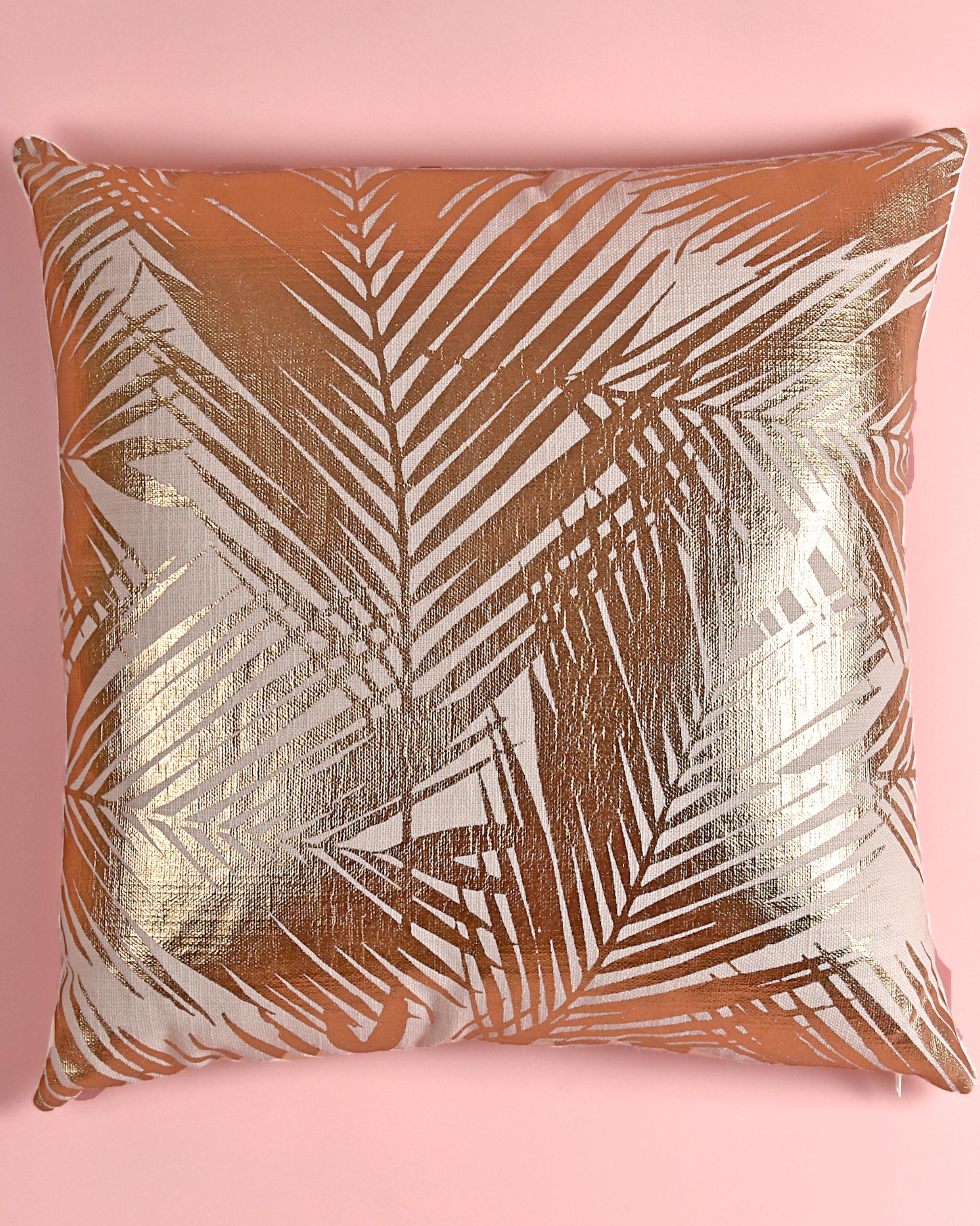 Palms cushion cover