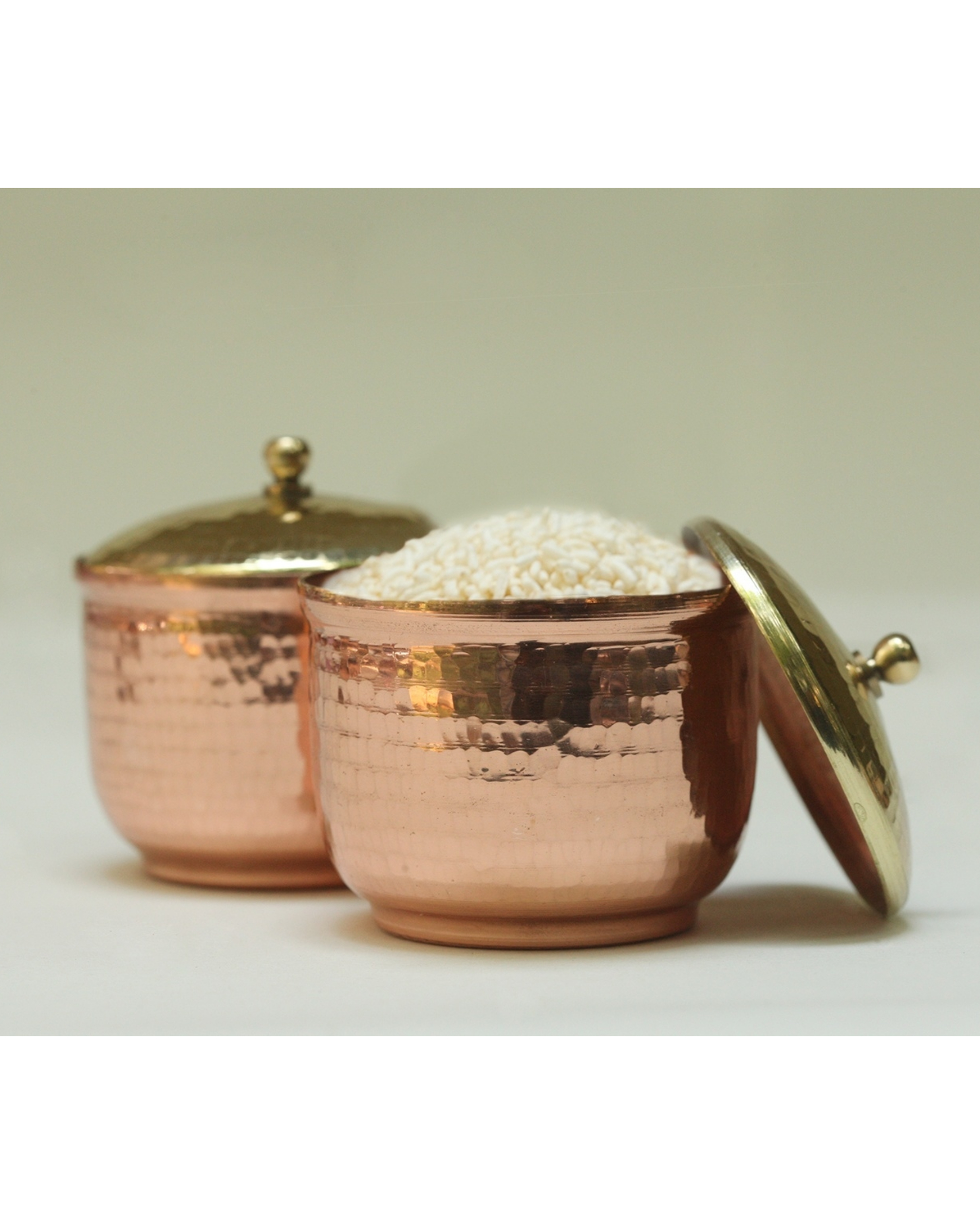 Trinket copper box