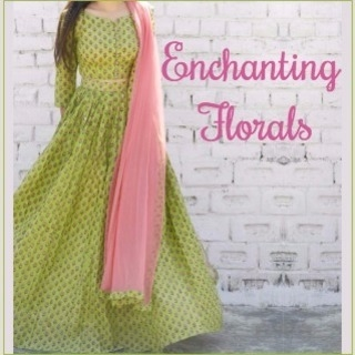 Enchanting Florals Collection