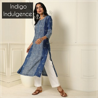 Indigo Indulgence Collection