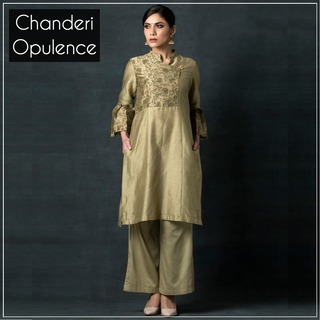 Chanderi Opulence