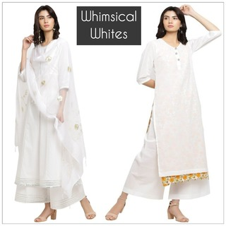 Whimsical Whites