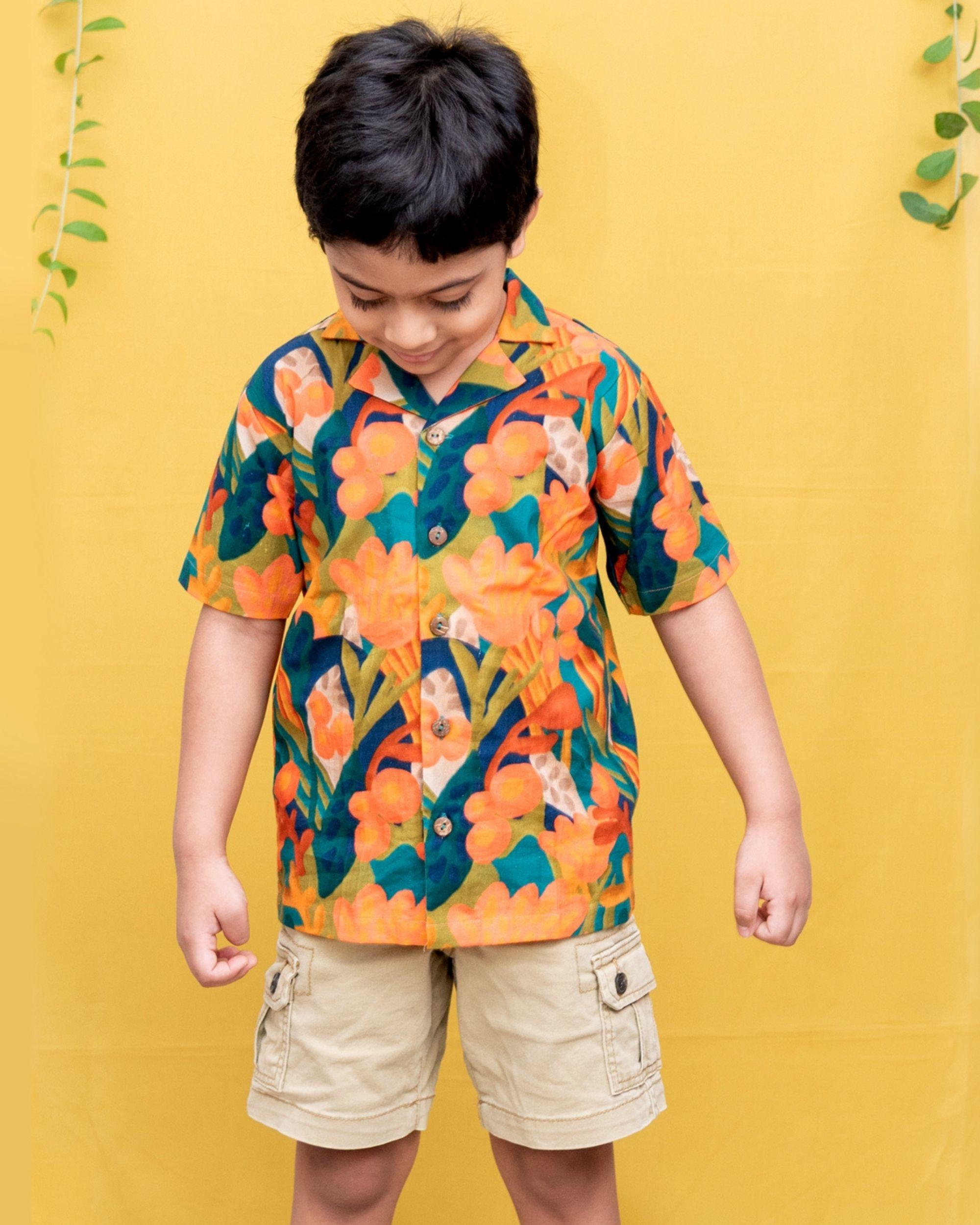 Glee aloha shirt