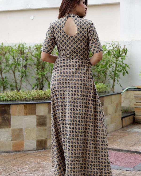 Fern floral dress 1
