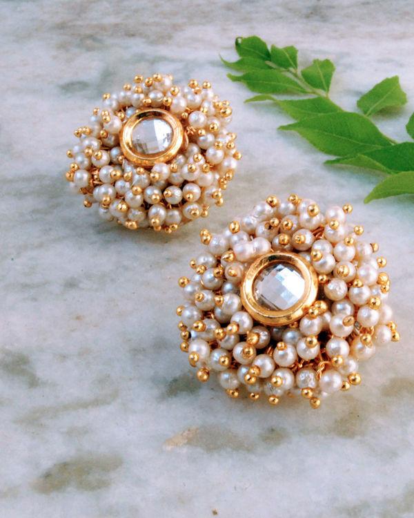 Garden of Pearl Earrings 1