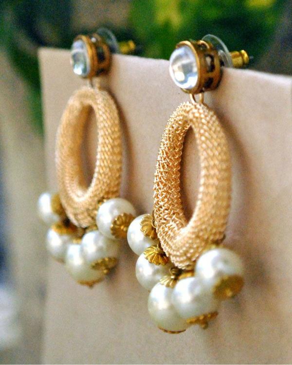 Chand chakori earrings 1