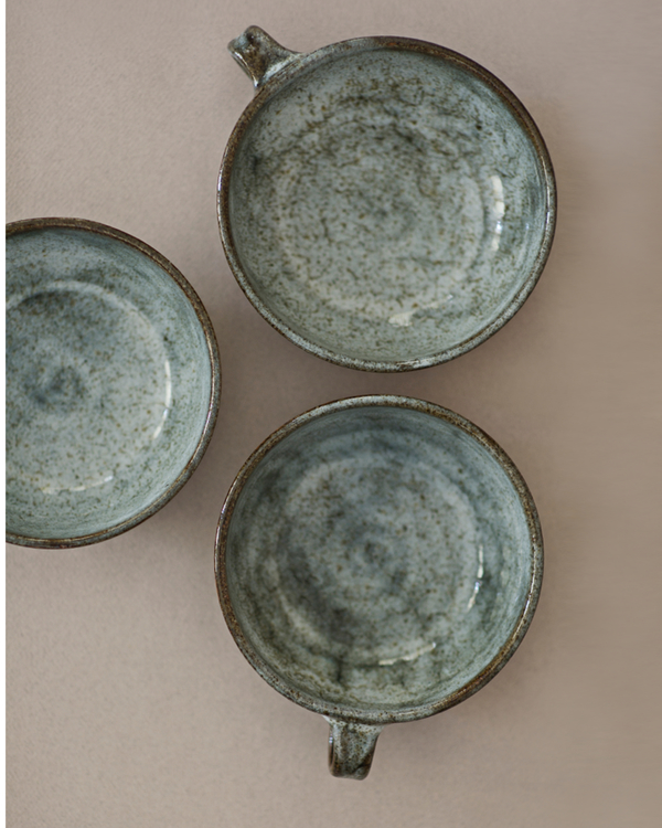 Moonstone grey soup bowl 1