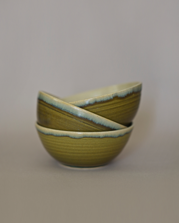 Sea mist serving bowl 1