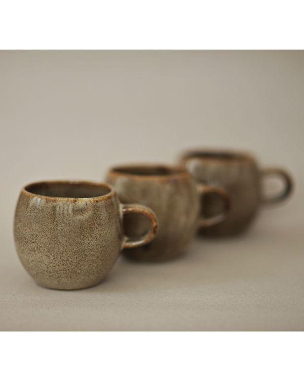 Sandstone coffee mugs - set of two 1