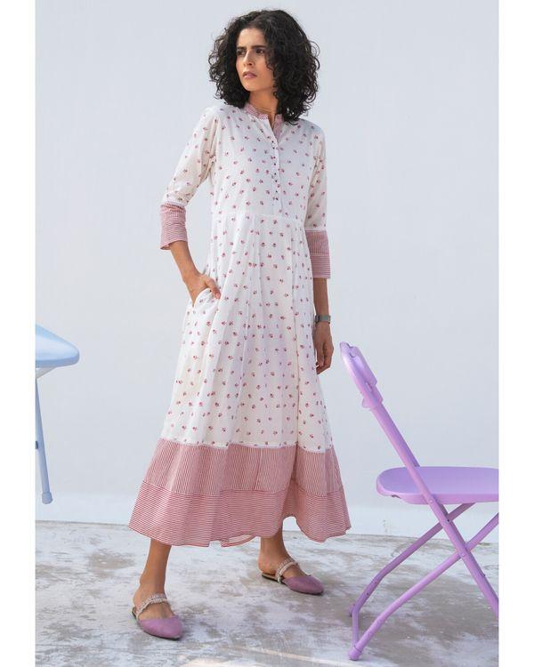 Mallow tiered maxi dress 2