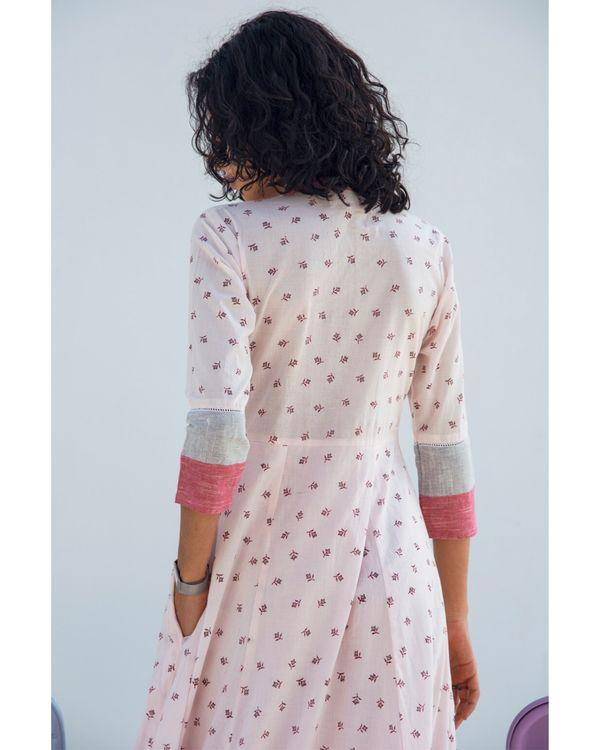 Sage tiered maxi dress 2