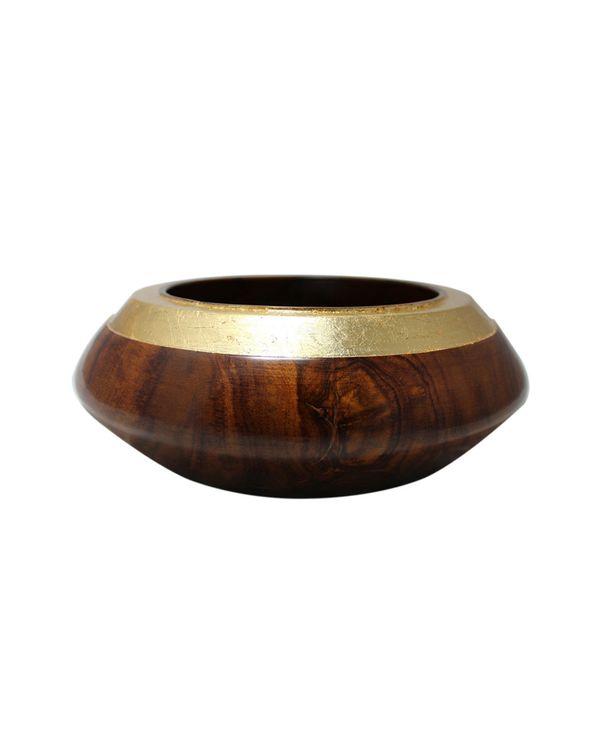 Large rosewood bowl 2