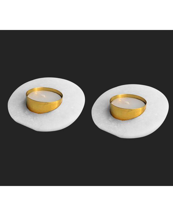 Sangemarmar tea light - Set Of Three 1