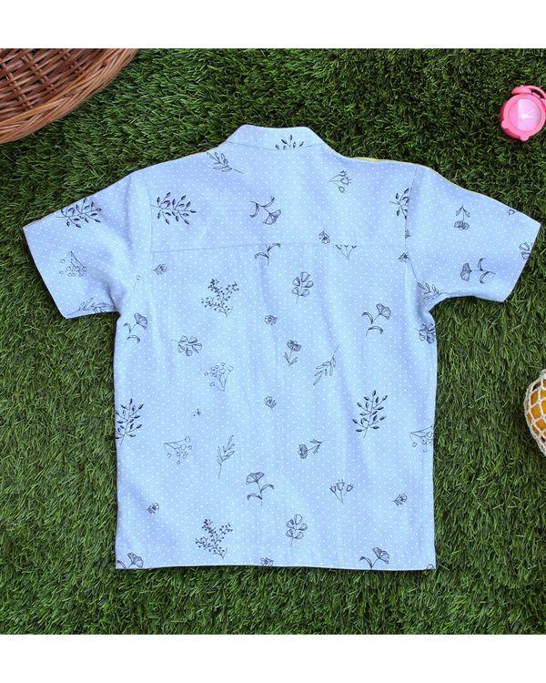 Summer breeze printed shirt 2