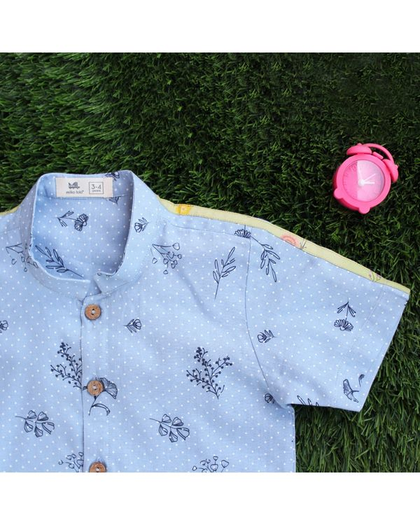 Summer breeze printed shirt 1