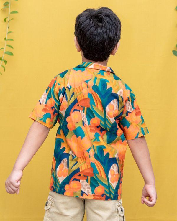 Glee aloha shirt 2