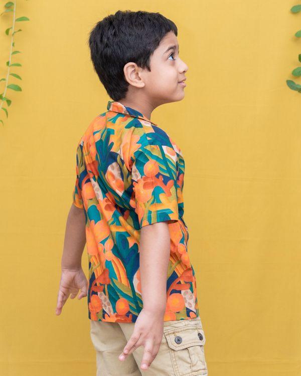 Glee aloha shirt 1