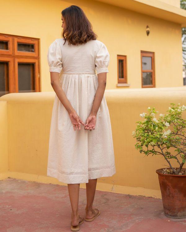 Floret stripe dress 3