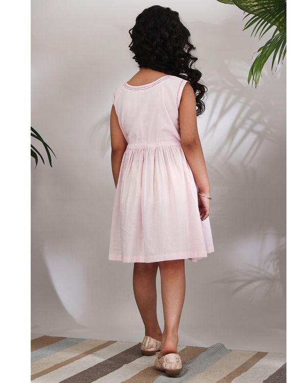 Gulab kantha dress 3