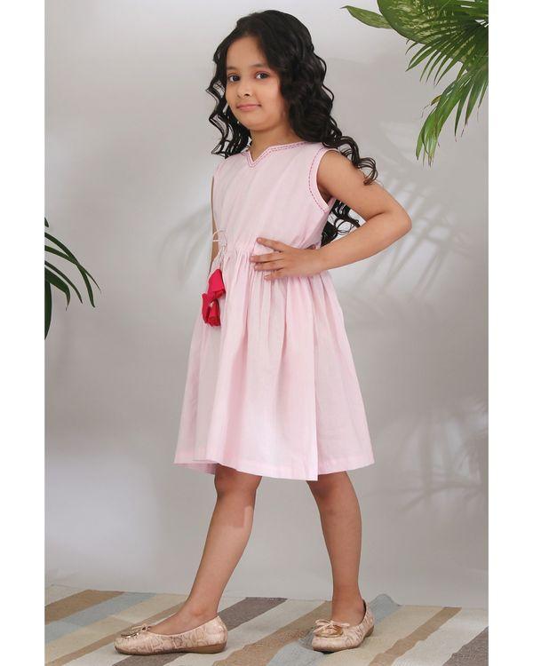 Gulab kantha dress 2
