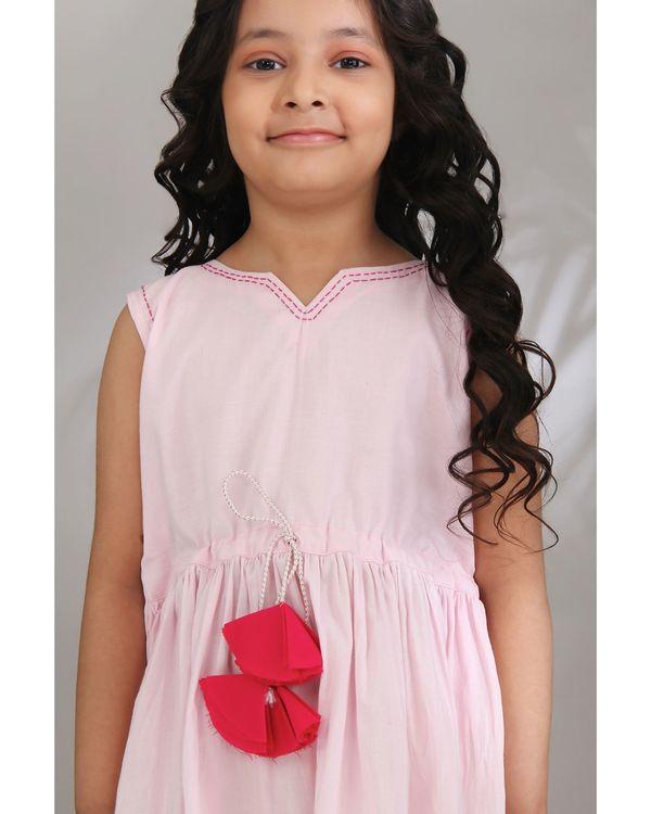 Gulab kantha dress 1