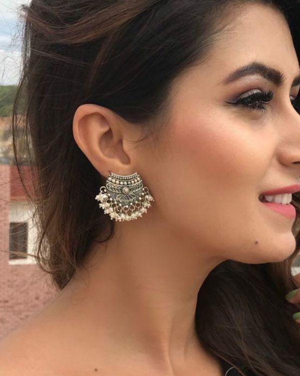 Pearl rawa earrings  1