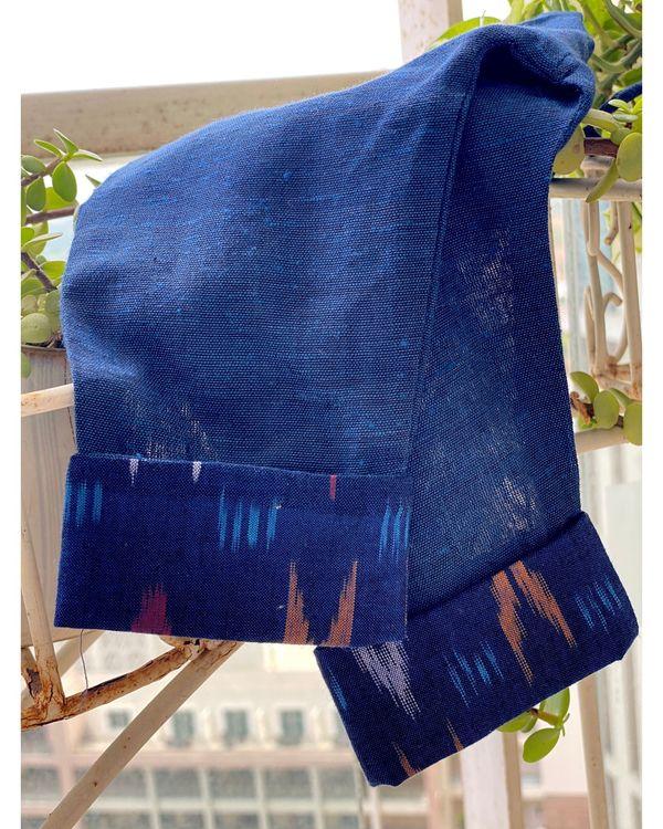 Indigo malkha cotton pants 2