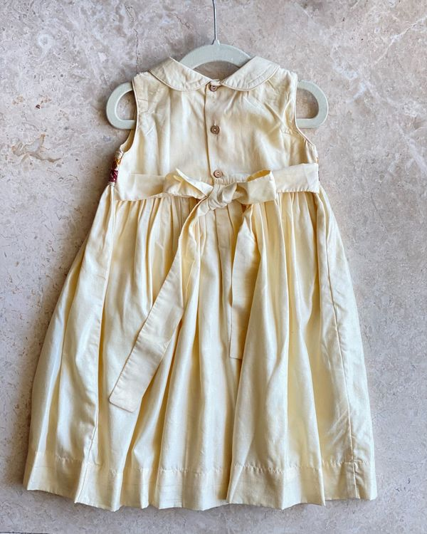 Off white mulberry dress 3