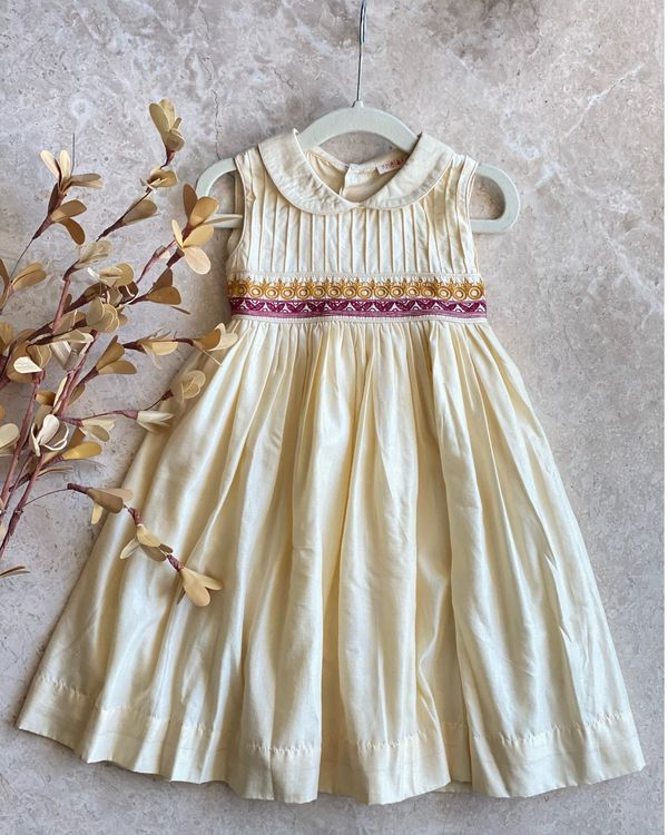 Off white mulberry dress 2
