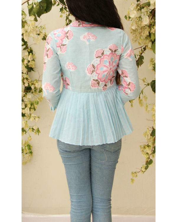 Packfly floral jacket 2