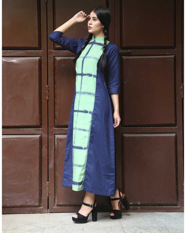 Prismatic dress 1