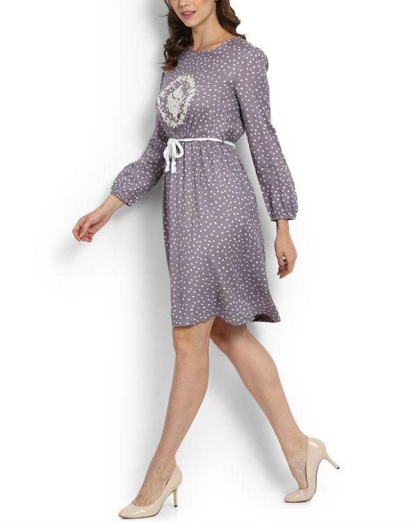 Dewdrop dress 2