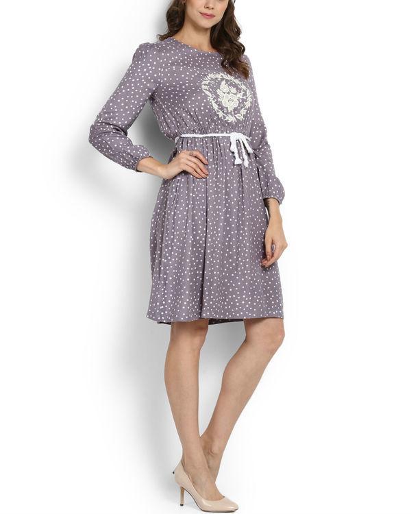 Dewdrop dress 3